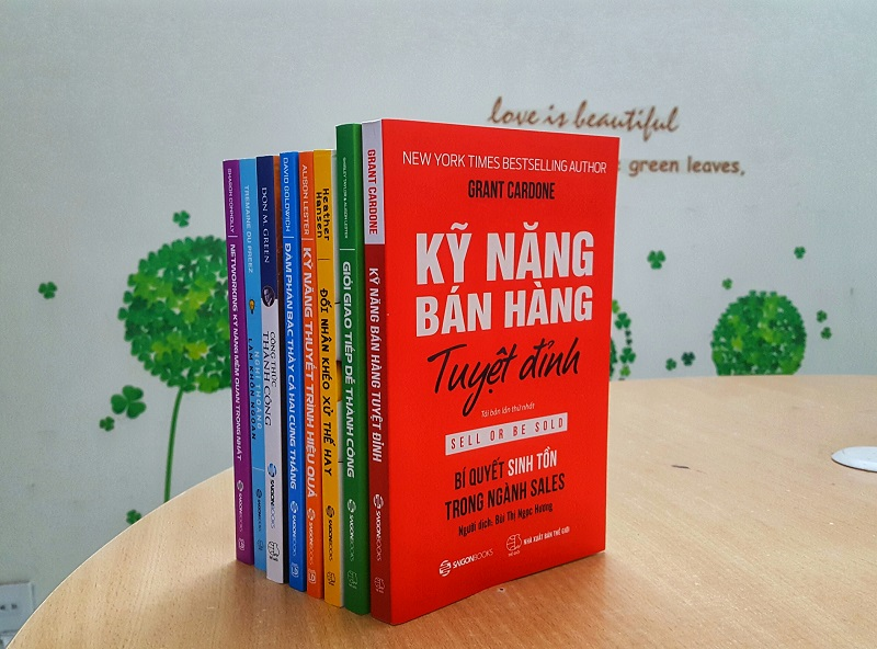 8 Cuốn Sách Về Bán Hàng Hay Nhất Mọi Thời Đại