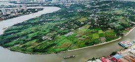 Diện mạo bờ sông Sài Gòn tương lai nhìn từ loạt dự án 'khủng'