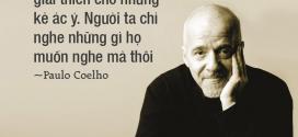 50 câu nói của Paulo Coelho có thể THAY ĐỔI cuộc đời bạn…