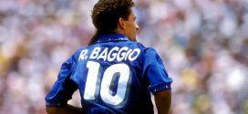 Roberto Baggio: Người nổi tiếng chỉ sau Giáo hoàng